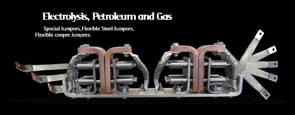Electrolysis, Petroleum and Gas